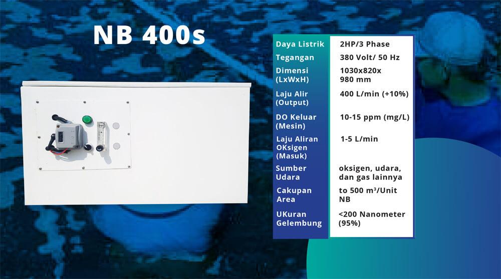 NB-400s